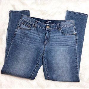 LOFT Slim Boyfriend Jeans Size 4 NWT